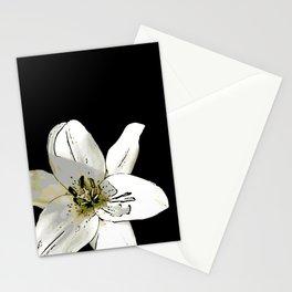 'Eyeliner' Lily Stationery Cards