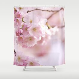 Spring Power Shower Curtain