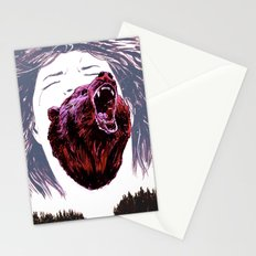 Cry for the lost Stationery Cards