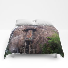 Expedition Everest Coaster Comforters