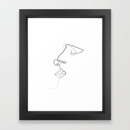 A little taste of your soul Framed Art Print
