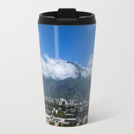 El Ávila Panorama Travel Mug