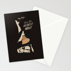 Imperial Pin-up Stationery Cards