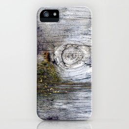 Eye of the Barn iPhone Case