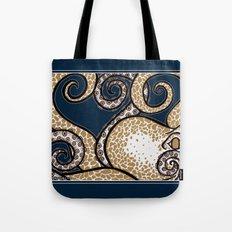 Pulpo de Oro Tote Bag