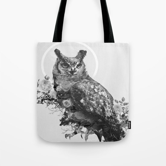 Moon Vertigo Tote Bag