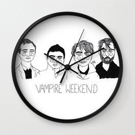 Vampire Weekend Wall Clock