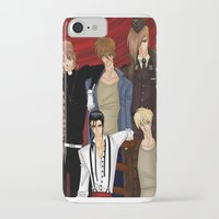 gundam iPhone & iPod Cases featuring Gundam Wing by artwaste