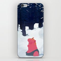 the age of curious iPhone & iPod Skin