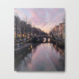 Amsterdam 1 Metal Print