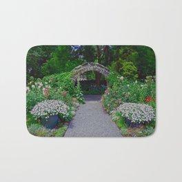 Blithewold Garden Arch Bath Mat