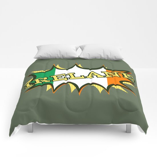 Ireland Patrick's day  Comforters