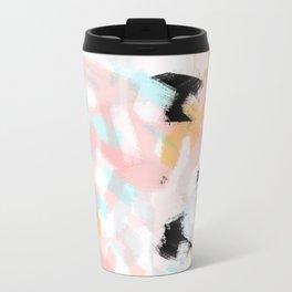 Summer Abstract 3 Travel Mug