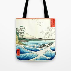 The Great Wave. Tote Bag
