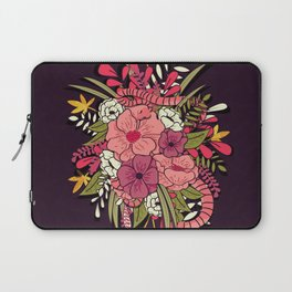 Jungle Bouquet 001 Laptop Sleeve