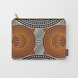Modern Aboriginal Carry-All Pouch