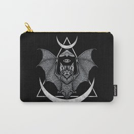 Occult Bat Carry-All Pouch