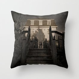 The Obscure Throw Pillow