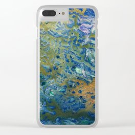 Chaos 1 Clear iPhone Case