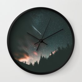 Stars II Wall Clock