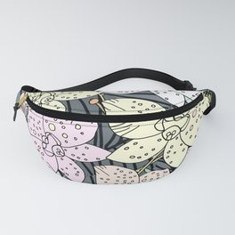 Orchids in Bloom Fanny Pack