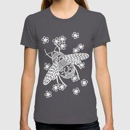 Papercut Bees T-shirt