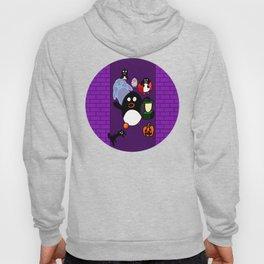 Halloween Penguins Hoody