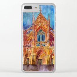 Colonia Clear iPhone Case