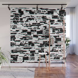 Crowdes System Wall Mural