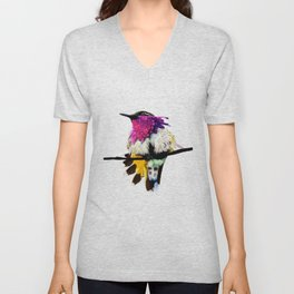 Kingfisher Unisex V-Neck