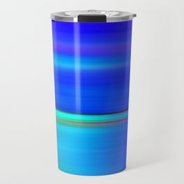 Night light abstract Travel Mug