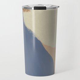 Splendid Awakening Abstract  Travel Mug