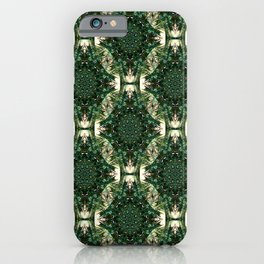 Victorian Holidays iPhone Case