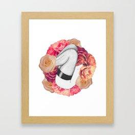 Legs Eleven Framed Art Print