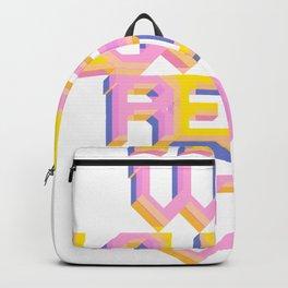 We Love Retro Backpack