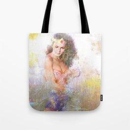 La chica maravillosa Tote Bag