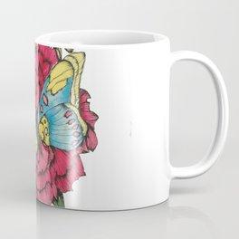 Color Flutter Coffee Mug