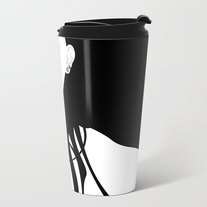 Pierce Metal Travel Mug