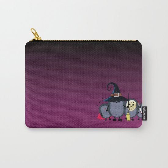 Halloween party crew Carry-All Pouch