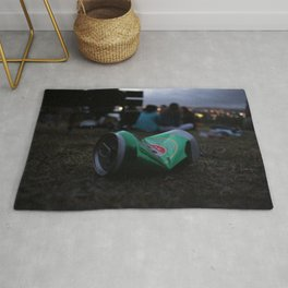 Recycling matters Rug