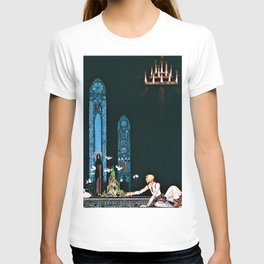 The Youngest Prince Who Reaches The Church Where The Heart Of The Giant Is Hidden T-shirt