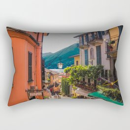 Pearl of the lake Rectangular Pillow