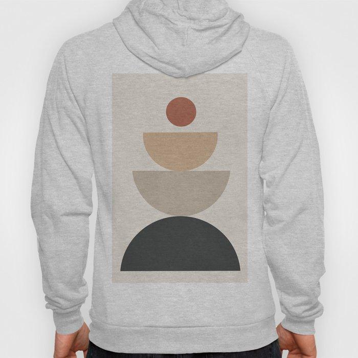 Geometric Modern Art 31 Hoody