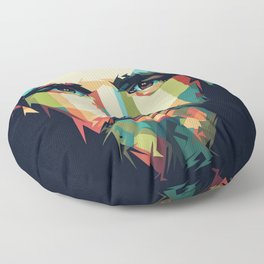 Pewdiepie Art Floor Pillow