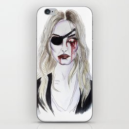 Elle Driver iPhone Skin