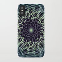 portal iPhone & iPod Cases featuring Portal by Truly Juel