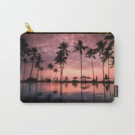 beach night Carry-All Pouch