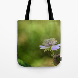European dewberry Tote Bag