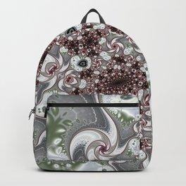 Ice Blood Fractal Backpack