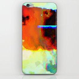23-03-44 (Cloud Glitch) iPhone Skin